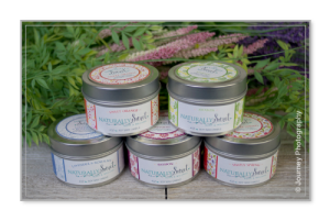 Naturally Sweet Body & Wellness candles
