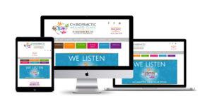 Web-design-Chiropractic-Wellness-Clinic