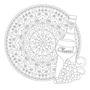 JWedholmDesign-Cheers-colouring-page