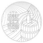 JWedholmDesign_KeepCalmDrinkWine-colouring-page