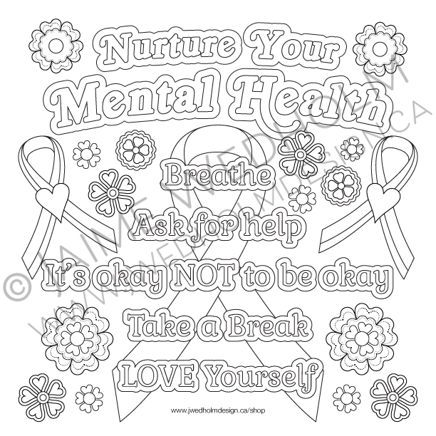 coloring pages articles on health - photo#14