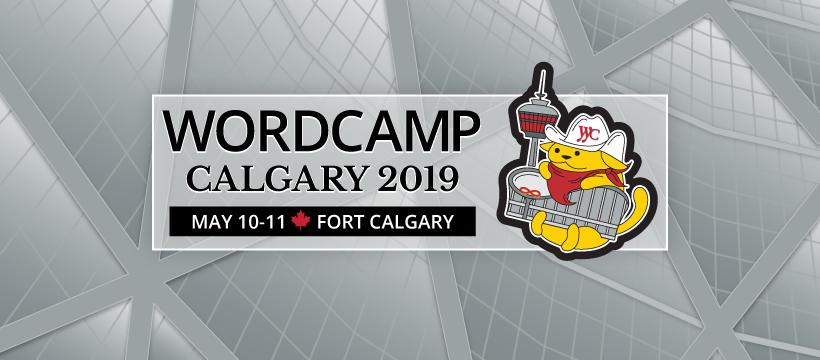 Wordcamp Calgary 2019