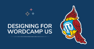 Graphic designer for WordCamp US 2019 conference